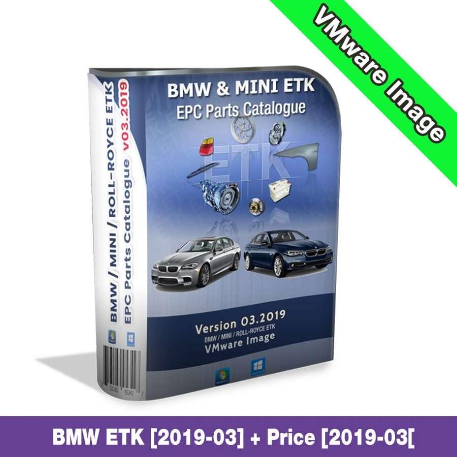 BMW & MINI ETK EPC WDS & Spare Parts