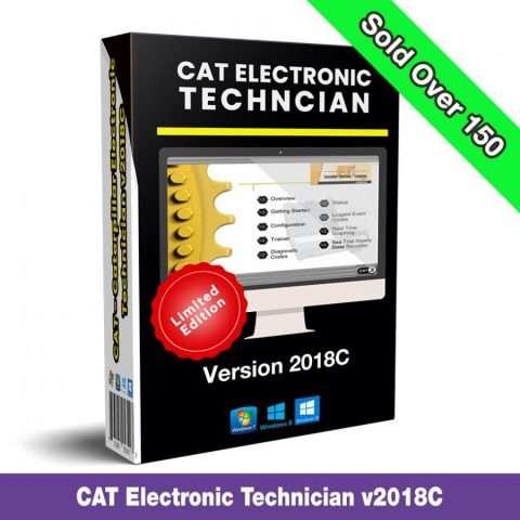 Caterpillar Electronic Technician 2018C
