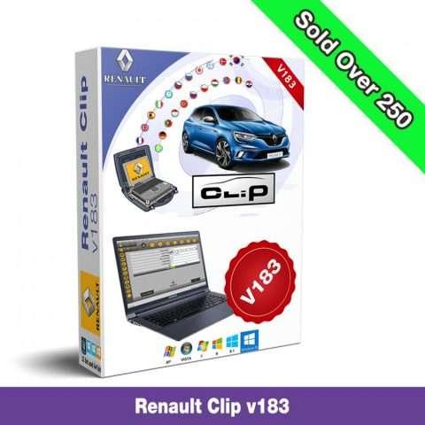 renault clip 183