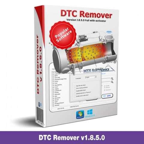 DTC Remover MTX 1.8.5.0