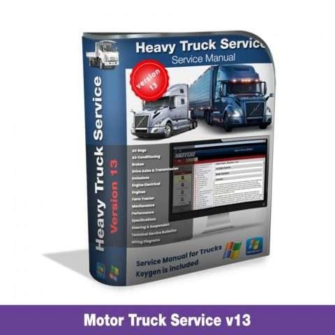 Motor Heavy Truck Service
