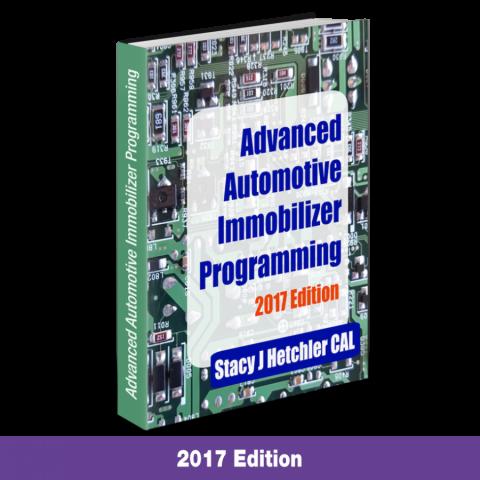 Advanced Automotive Immobiliser Programming Book