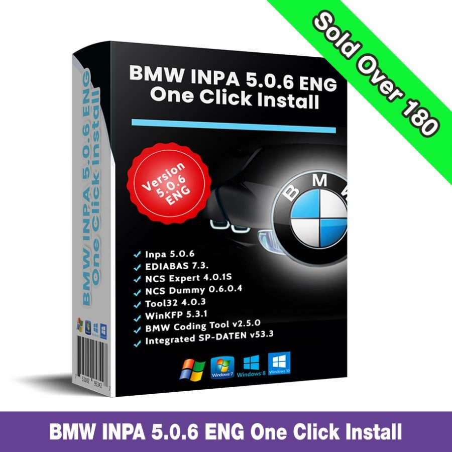 BMW INPA 5.0.6