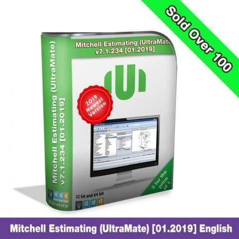 Mitchell Estimating (UltraMate)