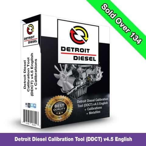 detroit diesel calibration tool