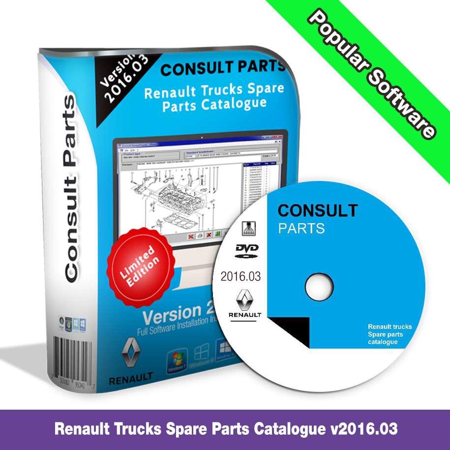renault consult trucks