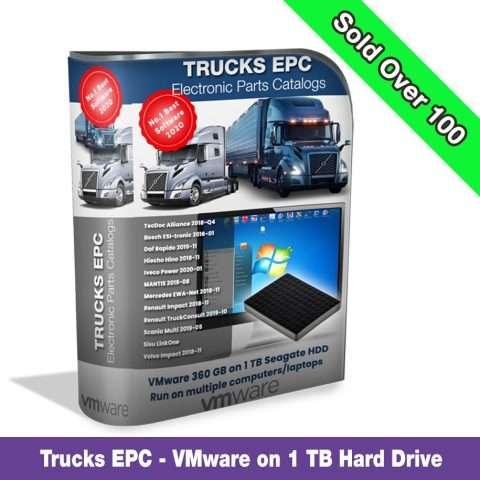 trucks epc