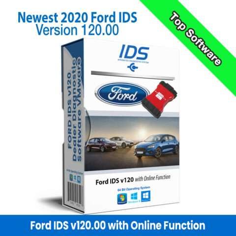 Ford IDS v120