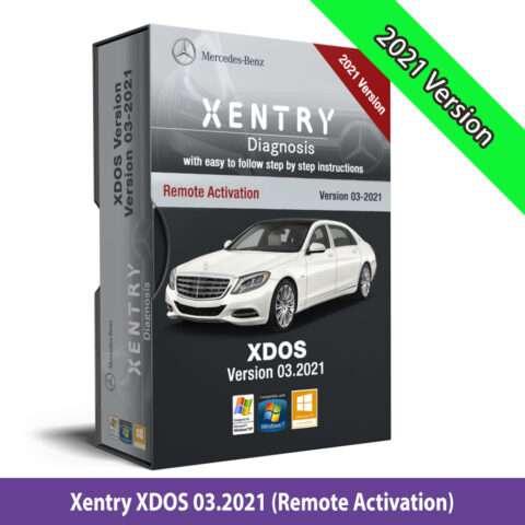 xentry Xdos 2021